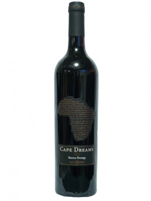 Reserve Pinotage - 2011, Cape Dreams