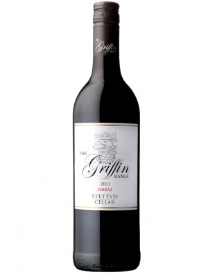Griffin Shiraz - 2013, Stettyn