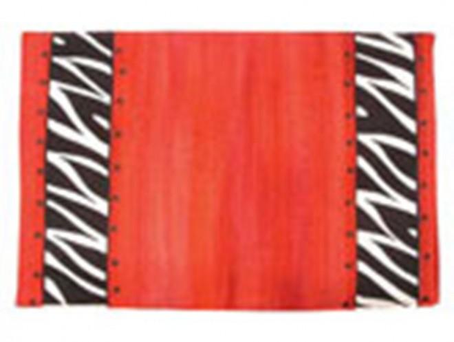 RedZebra Tischvorlage 43,5 cm x 43,5 cm. 4er-Set, Mit dieser Tischvorvale machen Sie jeden Tischgast zu einer besonders willkommenen Person.