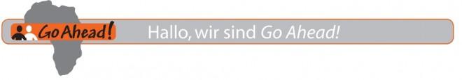 Willkommen bei Go Ahead! e.V. Deutschlands junge Hilfsorganisation