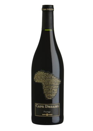 Pinotage - 2012, Cape Dreams
