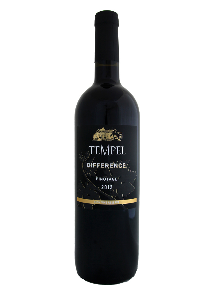Difference Pinotage - 2012