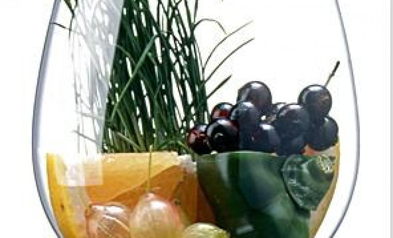 Wie entsteht das Aroma im Wein?