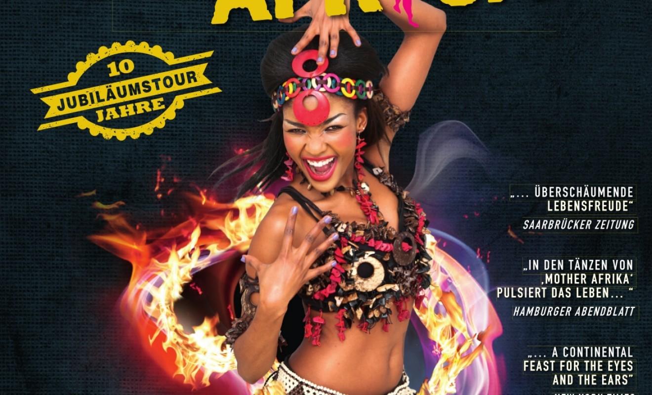 Circus Mother Africa Tour