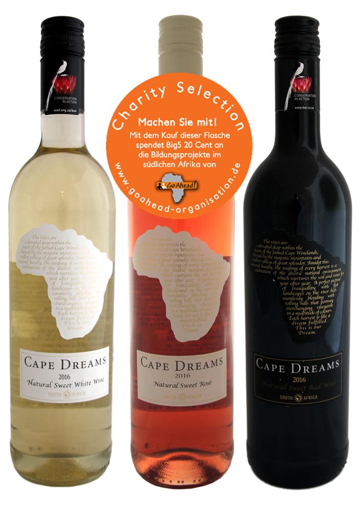 Weinpaket Charity Selektion Sweet