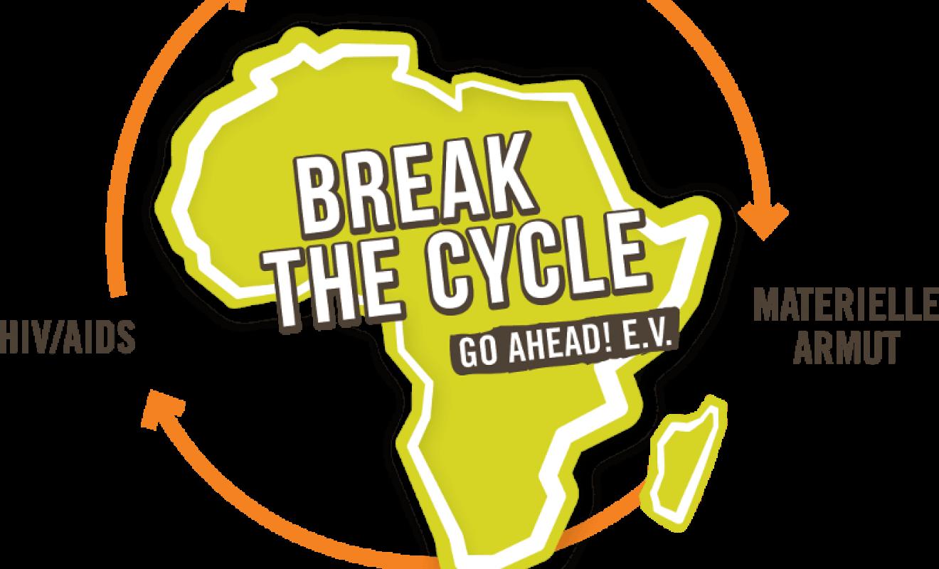 BreakTheCycle - Big5 Wein unterstützt die Kampagne von Go Ahead! e.V.