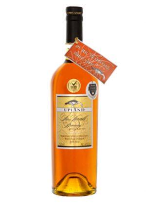 14 Jahre gereifter Brandy aus organisch angebauten Trauben in Südafrika.